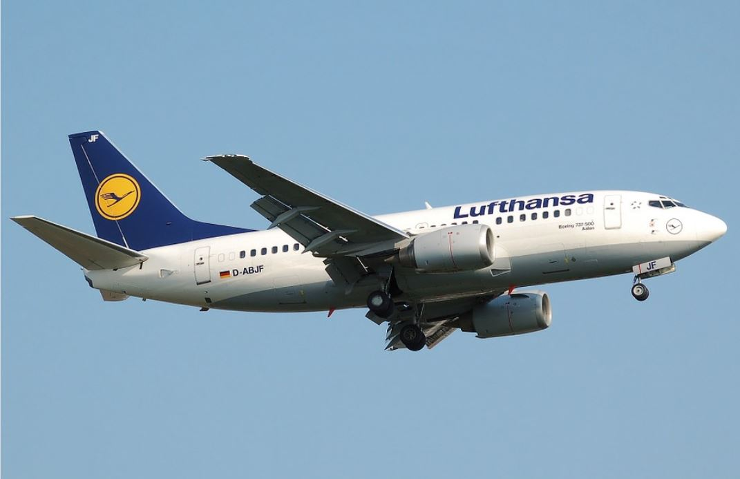 Lufthansa Airlines Vs Competitors